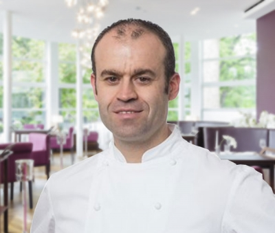Andreas Krolik, 'Chef of the year 2017' will be honorary president of the Frankfurt International Trophy